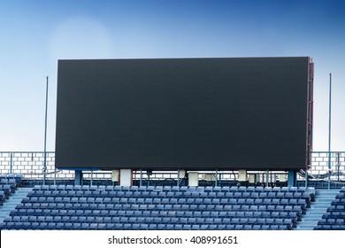 Outdoor Advertising Billboard LED for advertising in stadium