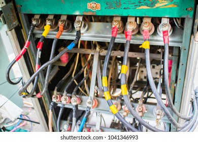 [DIAGRAM_3NM]  Outdoor Cabinet Wiring Diagram Connecting Distributing Stock Photo (Edit  Now) 1041346993 | Outdoor Electrical Wiring Diagrams |  | Shutterstock