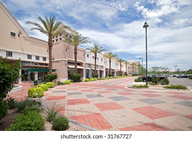 Outdoor Mall