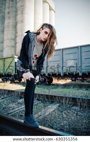 Rock girl pics 21