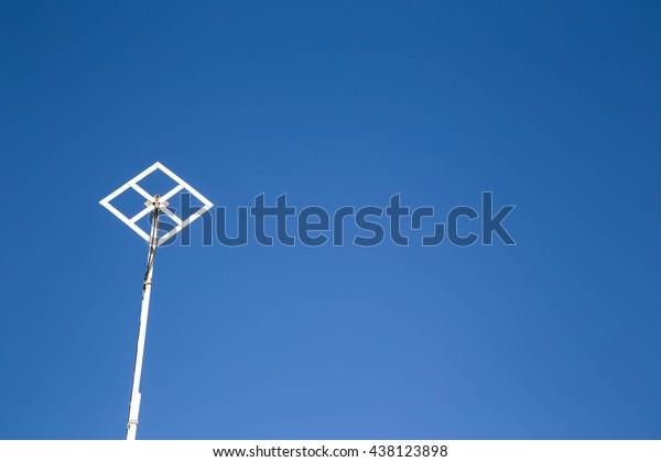 Outdoor Tv Antenna Hdtv Antenna Best Stock Photo (Edit Now