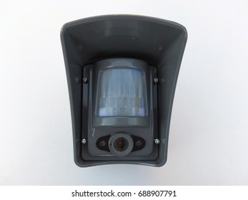 Outdoor Wireless motion detector with  Motion Activated Camera