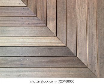 Terrazas De Madera Stock Photos Images Photography
