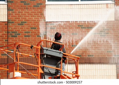 Pressure Washing Images Stock Photos Vectors Shutterstock