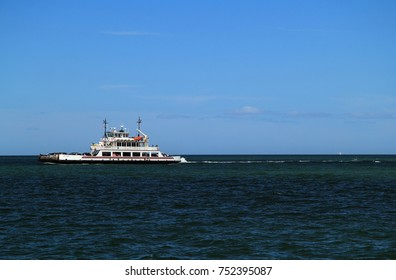 OUTER BANKS, N.C. – OCTOBER 5: The North Carolina Ferry System offers safe and reliable transportation throughout the state's vast waterways and coastline October 22, 2017 in the Outer Banks, N.C.