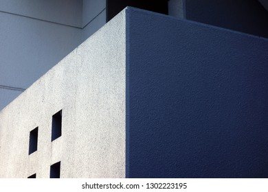 Outer wall of  building  background