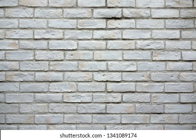 Outer wall of old brick
