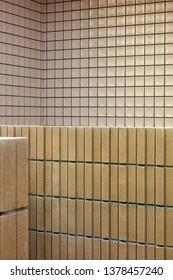 Outer wall tile siding