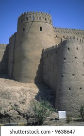 Outer walls, towers, medieval city and fortress,		Bam	Iran