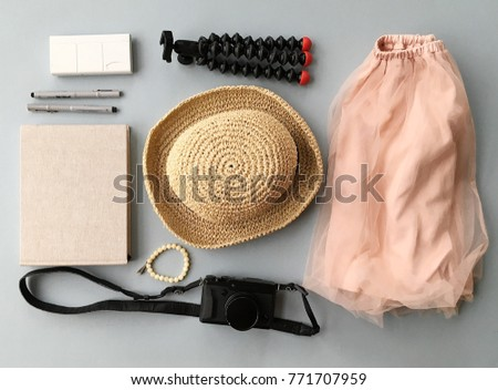 8dac6ba3e Outfit for a versatile, feminine artist. Good for your business needs, both  as