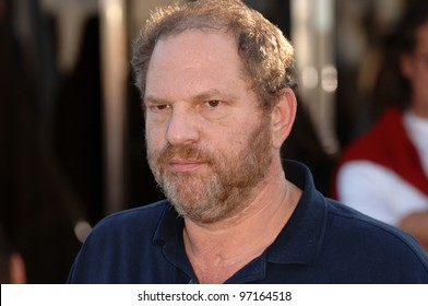Outgoing Miramax boss HARVEY WEINSTEIN at the 58th Annual Film Festival de Cannes. May 14, 2005 Cannes, France.  2005 Paul Smith / Featureflash