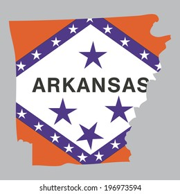 Outline of the State of Arkansas