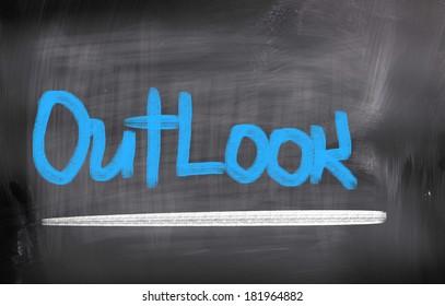 Outlook Concept