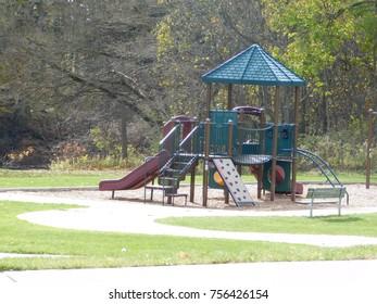 outside playground equipment