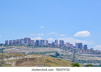 Outskirts of Stambul, Turkey