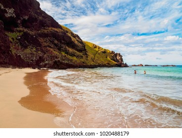 Ovahe Beach, Easter Island, Chile