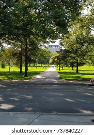 the Oval at Ohio State University
