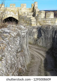 Ovech Fortress is stone stronghold located east of town of Provadia, Bulgaria. The fortress was inhabited successively by Thracians, Romans, Byzantines, Bulgarians, and Turks. Ancient fortress
