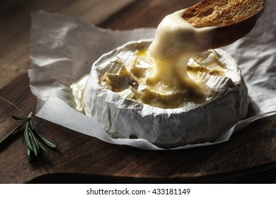 Oven Backed camembert