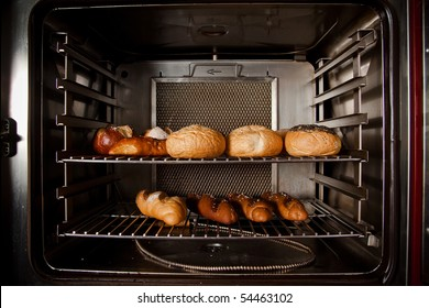 Oven baked bread