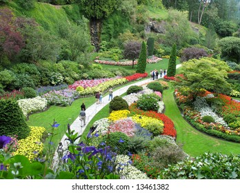 Over 100 years in bloom - The Butchart Gardens, Victoria, BC