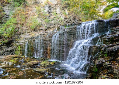 With over 150 waterfalls that flow across the town, funneling water through gorges, Ithaca, NY is full of beautiful hikes and adventures.