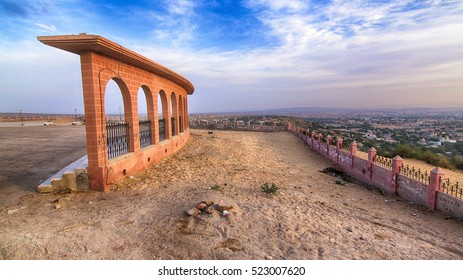 The Over View of Mithi city...Sindh pakistan