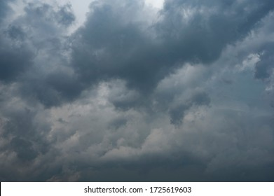 Overcast and dramatic sky background