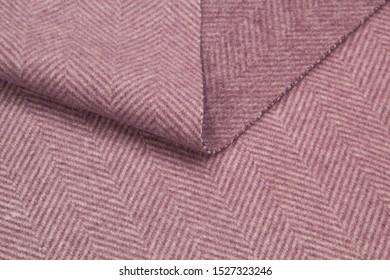 Overcoat fabric melange. Texture of coat fabric