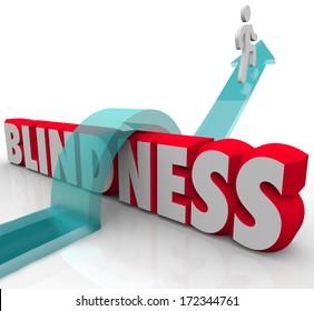 Overcoming Blindness Prevention Medical Treatment Freedom