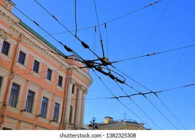 overhead catenary, part of overhead line equipment of Railway electrification system