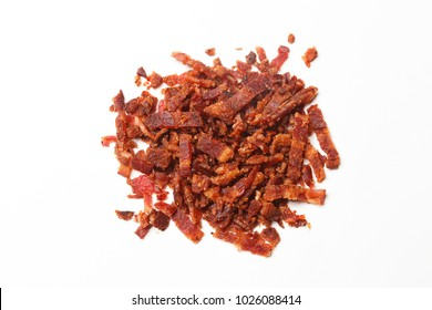 Overhead View of Bacon Bits