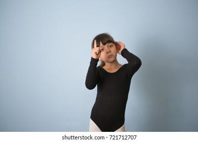 Overhears a Girl child