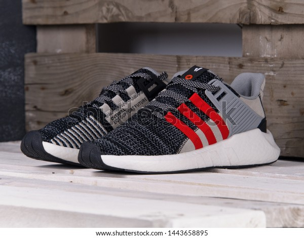 the best attitude 89095 4ed9a Overkill X Adidas Eqt Support Future Stock Photo (Edit Now ...