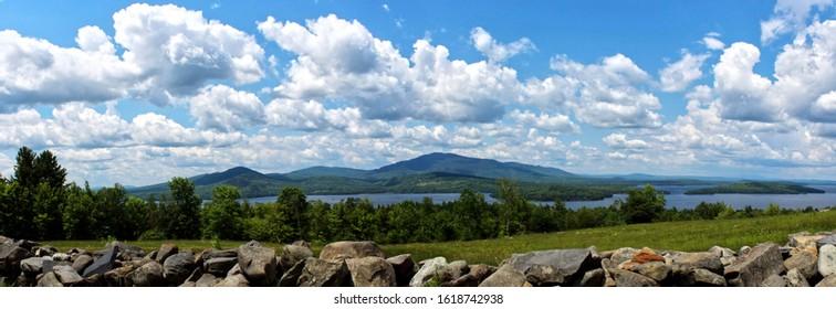 Overlook at Moosehead Lake Maine