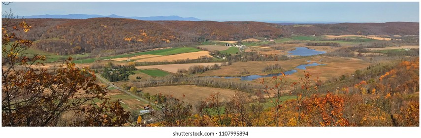 Overlooking the Harlem Valley