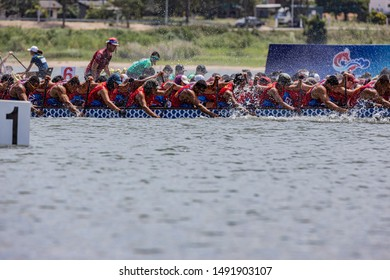 Overview of the 14th IDBF World Dragon Boat racing Championships  More than 40 countries participating in the competition Held between 20-25/08/2019 at Bang Lamung Distric, Chonburi Province, Thailand