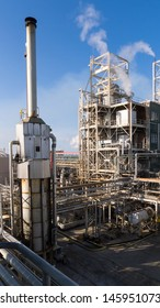 overview of a chemical production unit