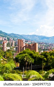 Overview of Medellin Colombia
