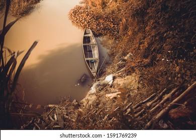 Ovia River, Biggest River in Benin City, Edo State, Nigeria