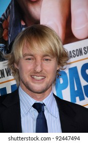 """Owen Wilson at the """"Hall Pass"""" Los Angeles Premiere, Cinerama Dome, Hollywood, CA. 02-23-11"""