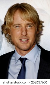 """Owen Wilson at the Los Angeles Premiere of """"How Do You Know"""" held at the Regency Village Theater in Westwood, California, United States on December 13, 2010."""