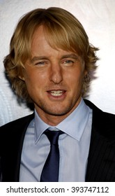 """Owen Wilson at the Los Angeles premiere of """"How Do You Know"""" held at the Regency Village Theater in Westwood, USA on December 13, 2010."""