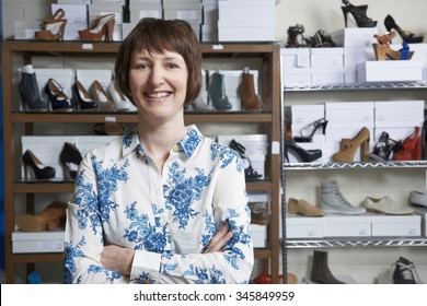Owner Of Online Shoe Business