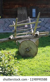 an ox wagon or bullock wagon is a four wheeled vehicle pulled by oxen
