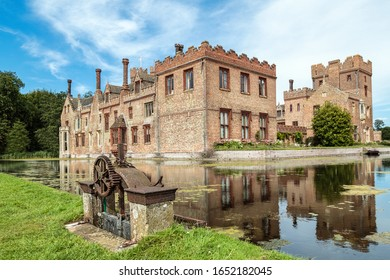 Oxburgh Hall Medieval Architecture 1482
