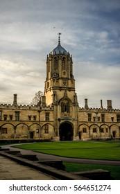 Oxford university / beautiful building