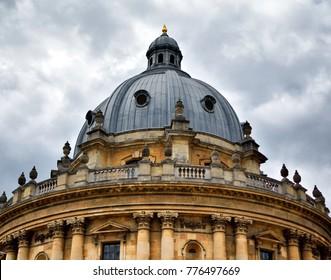 Oxford University Bodleian Library