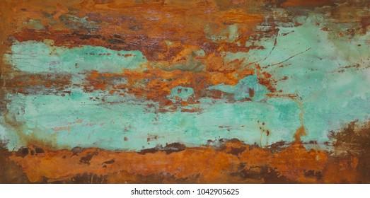 Patina Copper Images, Stock Photos & Vectors | Shutterstock