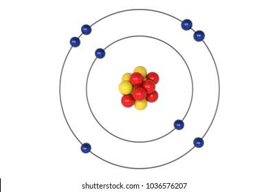 Oxygen bohr model diagram example electrical wiring diagram oxygen atom proton neutron electron 3 d stock illustration 688147366 rh shutterstock com mercury bohr model diagram fluorine bohr model diagram ccuart Images